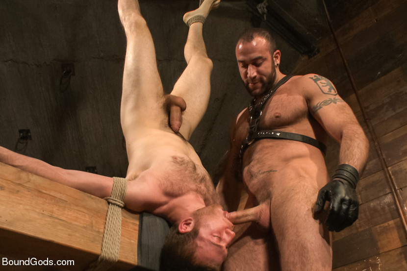 image Rough gay sex with stepdad big dick blowjob