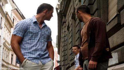 Bdsm Gay Brasil - The Mangiatti Twins In Budapest