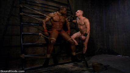 Bdsm Sexs Video - Master Diesel Washington And Slave Park Wiley