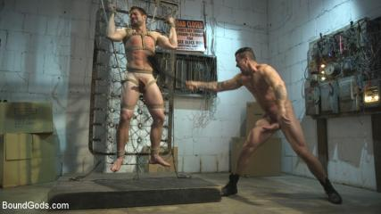 Boundgods.com Tube8 - Don't FUCK With The Creepy Handyman!
