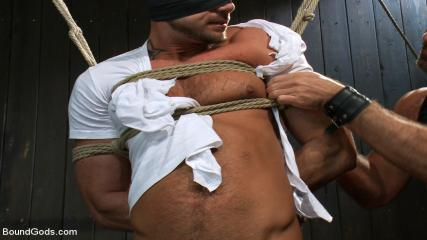 Chinese Female Rope Works - Super Hunk Jessie Colter Meets Josh West