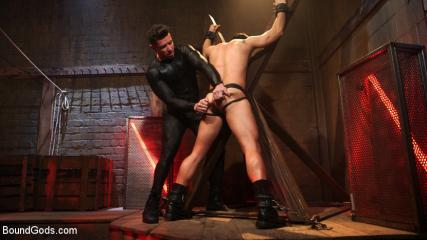 Gay Bdsm Sex Shop - Connor Patricks At The Mercy Of Mr Ducati