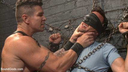 Gay Bondage And Boys Tumblr - The Submission Of BJ Adia