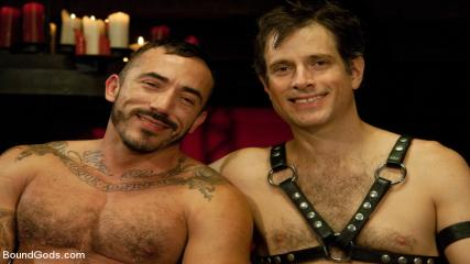 Gay Kinky Movies - My Master's Master - Halloween Update