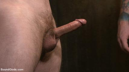 Hot Gay Muscle Men Porn - Mr Wilde Breaks In The New Boy Of The House