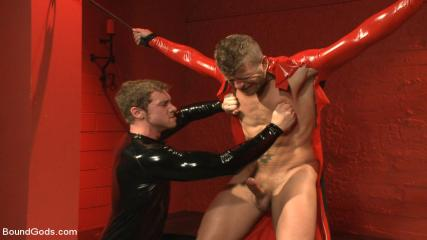 Shibari For Men - Infiltrating A Redz Lair