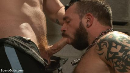 Videos Gay Muscler - Rogue Cop And The Hairy Biker